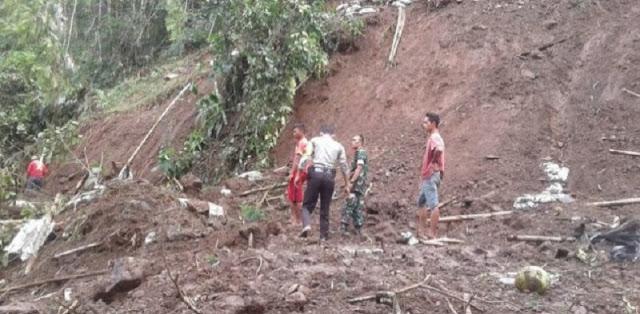 Sehari Setelah Banjir Bandang, Kabupaten Bogor Dilanda Tanah Longsor