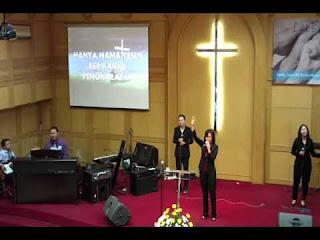Chord Lagu Rohani : HANYA NAMA YESUS - Yordan Kurniawan