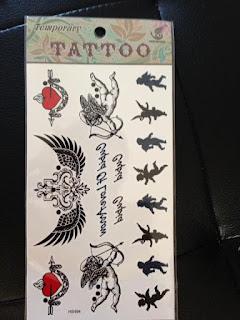 tatouages à petit prix