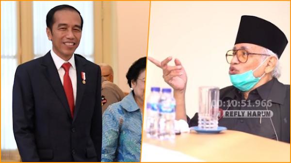 Salim Said soal Jokowi: Baik saja Tidak Cukup, Kalau Presiden Tidak Kuat Akan jadi Mainan Oligarki