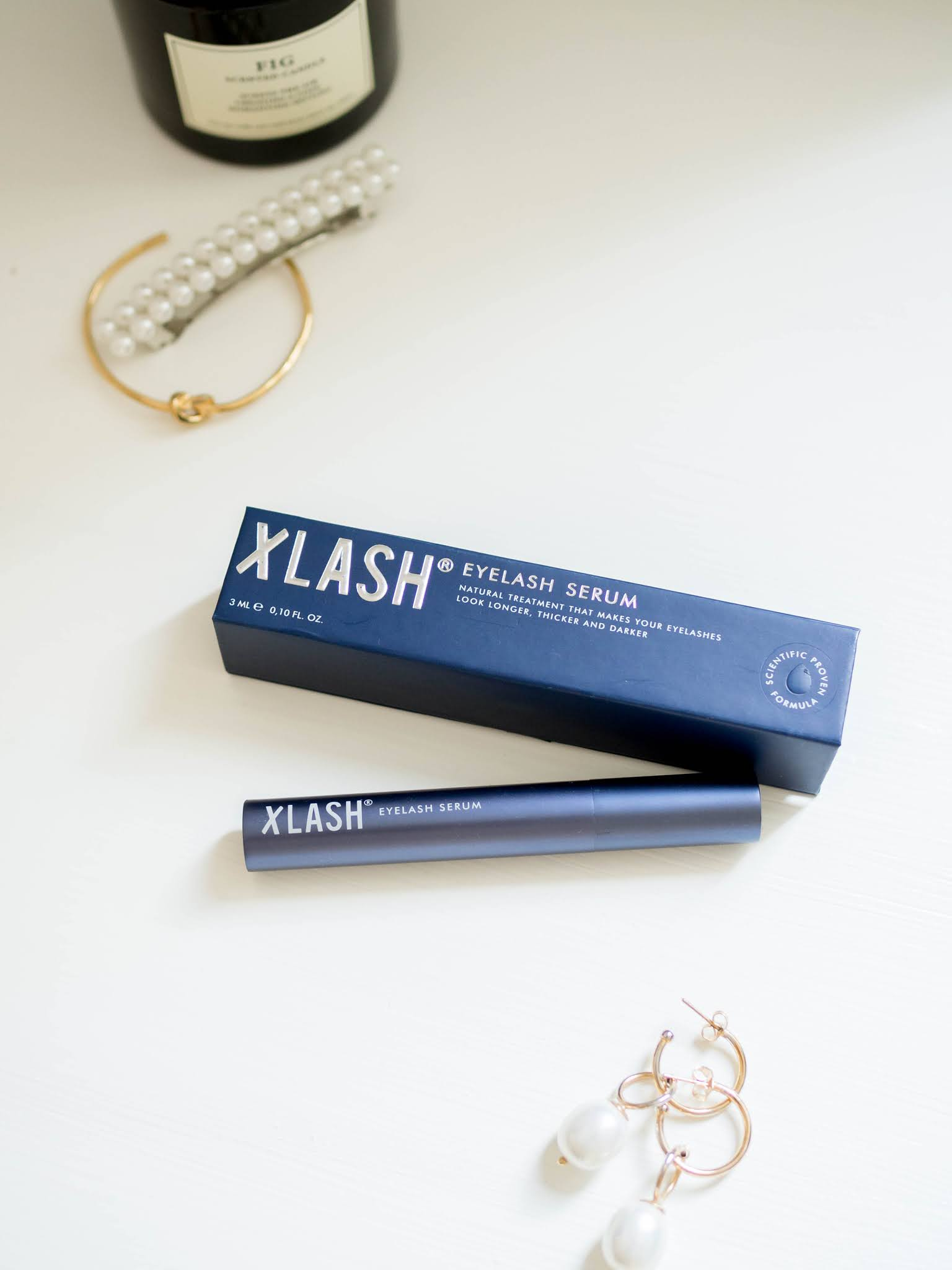 Xlash ripsiseeurmi // Xlash eyelash serum