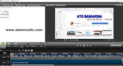 Cara Mengatur Kualitas Terbaik Hasil Edit Video di Aplikasi Camtasia