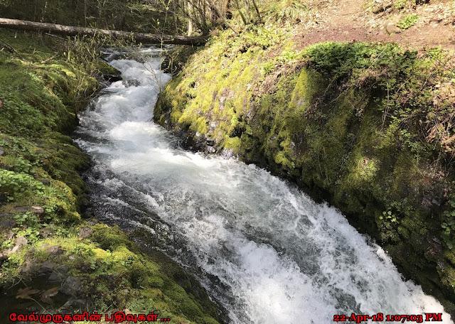 White Salmon River Washington