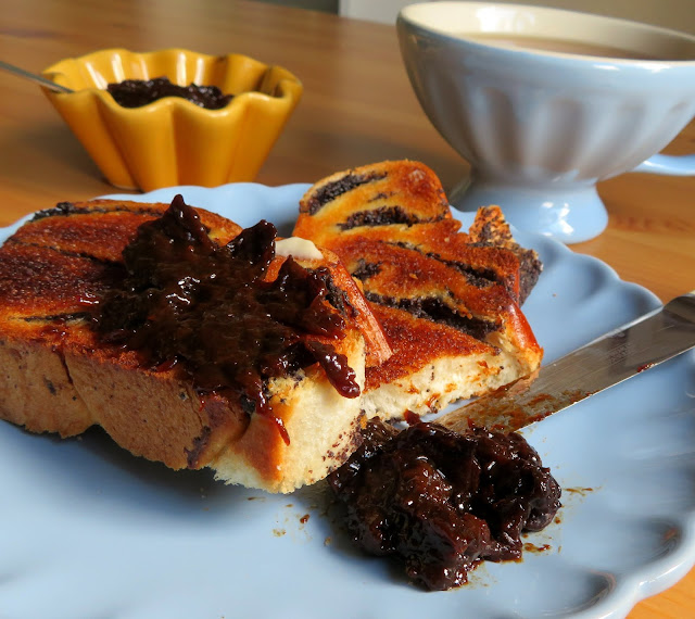 Old Fashioned Prune Butter