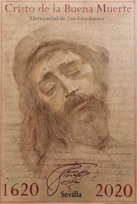 2020 - IV Centenario del Cristo de la Buena Muerte - Hermandad de los Estudiantes - Sevilla - Daniel Bilbao