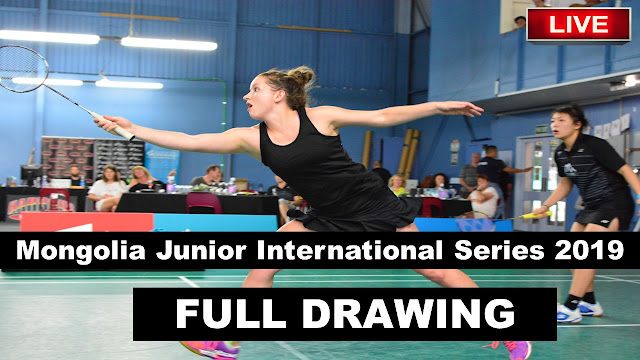 drawing Mongolia Junior International Series 2019