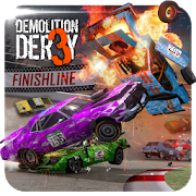 Demolition Derby 3 Unlimited Money MOD APK