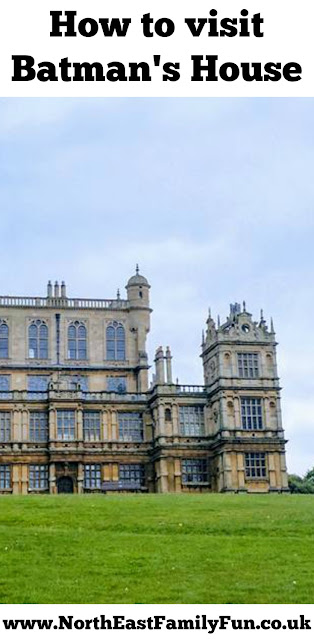 How to visit the REAL Wayne Manor (aka Batman's House)