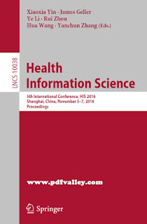 Health Information Science 5th International Conference