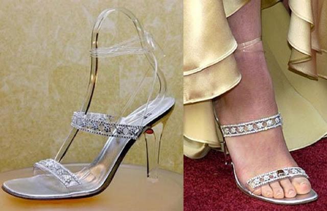 En Pahalı Kadın Topuklu Ayakkabıları - Stuart Weitzman - Külkedisi Stiletto - Kurgu Gücü