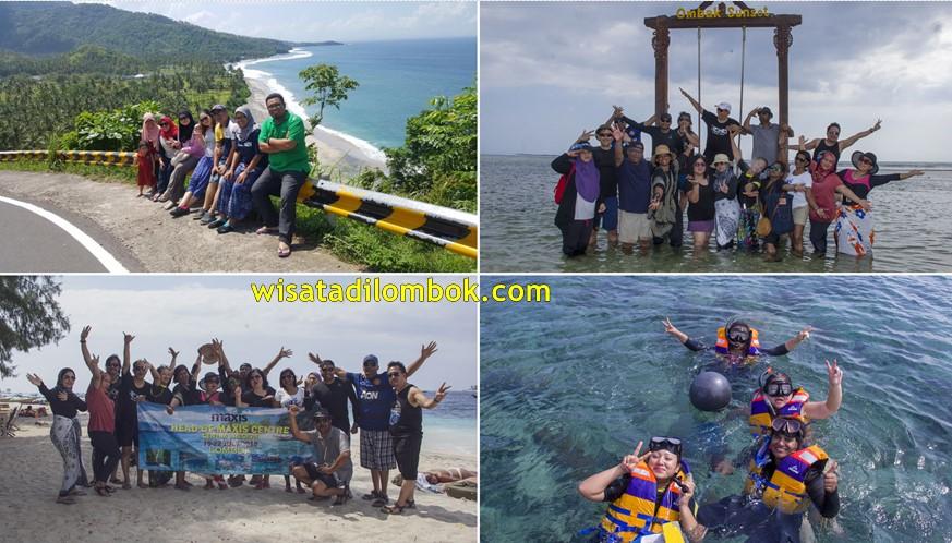 Program Paket Liburan Lombok Ke Gili Trawangan