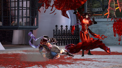Bloodstained Ritual of the Night, Around-D-Games
