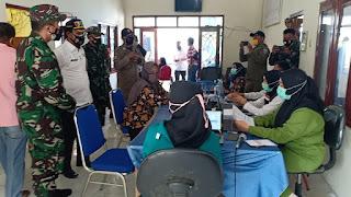 Dandim 0820/Probolinggo Laksanakan Monitoring PPKM Darurat