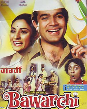 Bawarchi 1972 Hindi Bluray Download