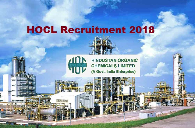 HOCL Kochi Recruitment 2017-2018 hocl.gov.in