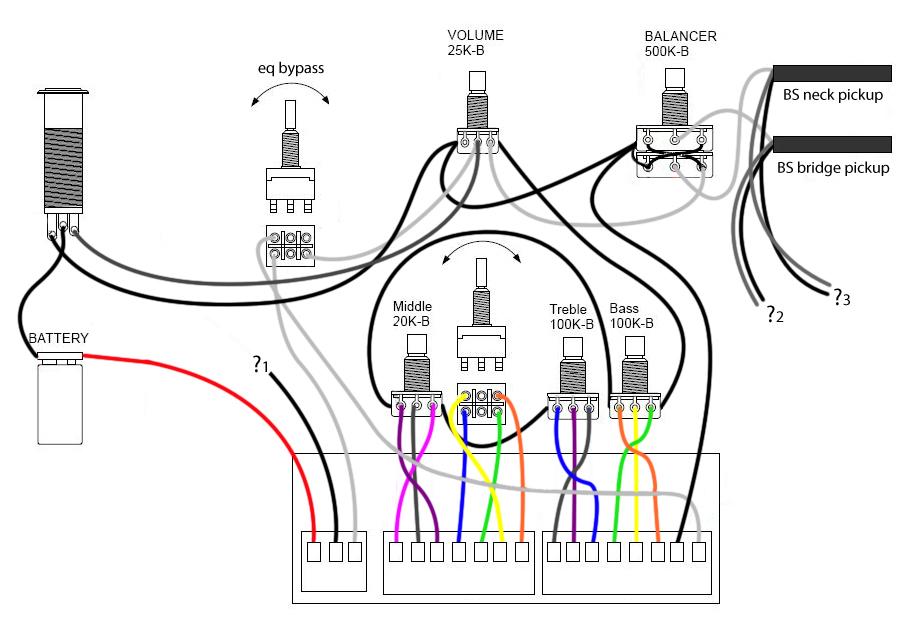 ibanez sr300 wiring diagram