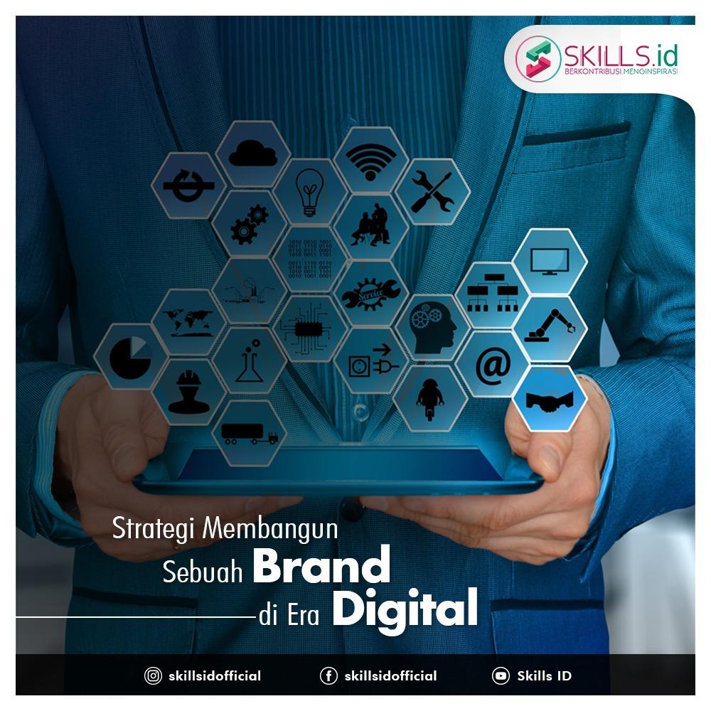 Workshop Cara Membuat Strategi Digital Kreatif untuk Brand Skills.Id