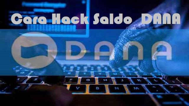 Cara Hack Saldo DANA