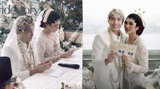 SELAMAT! Isyana Sarasvati dan Rayhan Maditra Resmi Suami Istri, Menikah di Tanggal Cantik 02022020