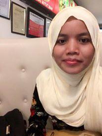 Rosmalina Seorang Gadis Beragama Islam Suku Betawi Berprofesi Kerja Resto Di Pancoran, Jakarta Selatan, DKI Mencari Jodoh Pasangan Pria Untuk Jadi Calon Suami