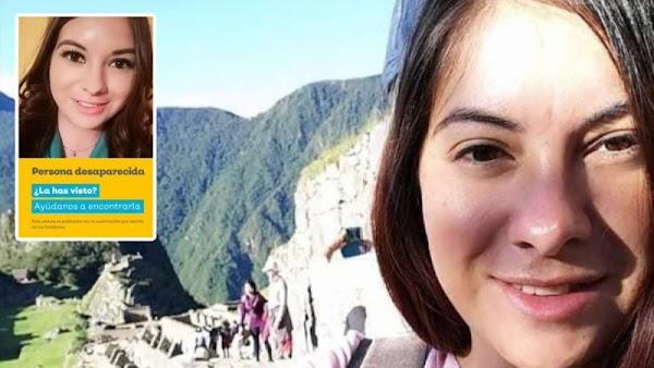 Familiares encuentran el cuerpo de Cristina, la maestra de 28 que desapareció en Jalisco