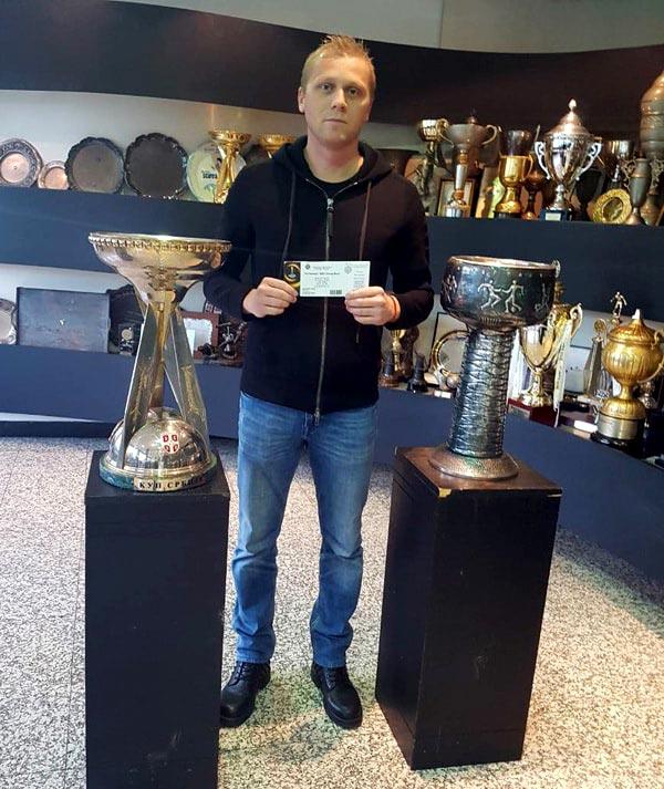 Vukić: Navijači da napune stadion, karta za Bojse nema cenu! (INTERVJU)