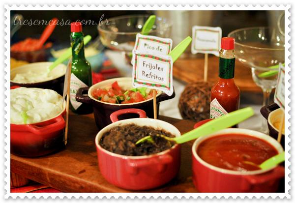 feijão mexicano receita