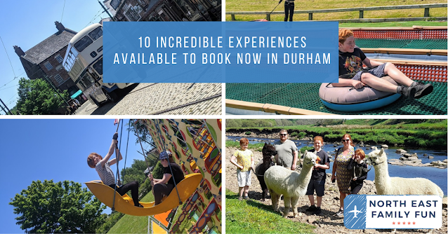 10 Incredible Experiences in Durham (Available to Book Now)