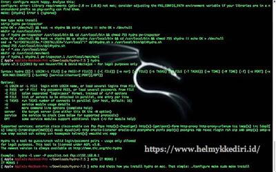 Software untuk membobol passwordd