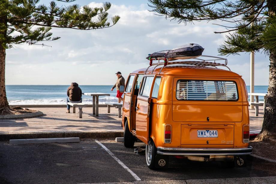 Exploring Australia's Sacred Place by Van