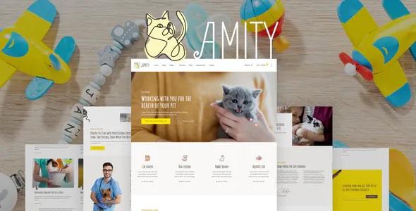 Animal Hospital & Veterinarian Template Kit