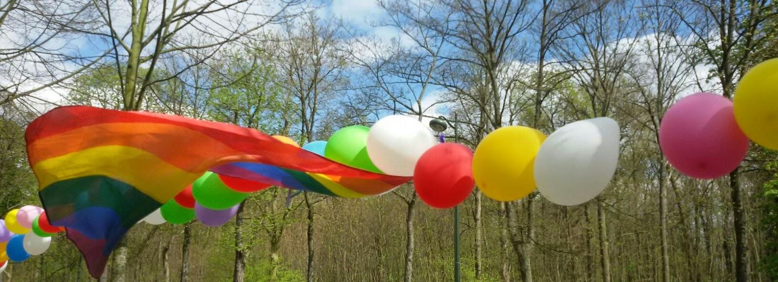 Barbecue & Co Feucherolles ultimate glance: arc en ciel avec ou sans rainbow flag