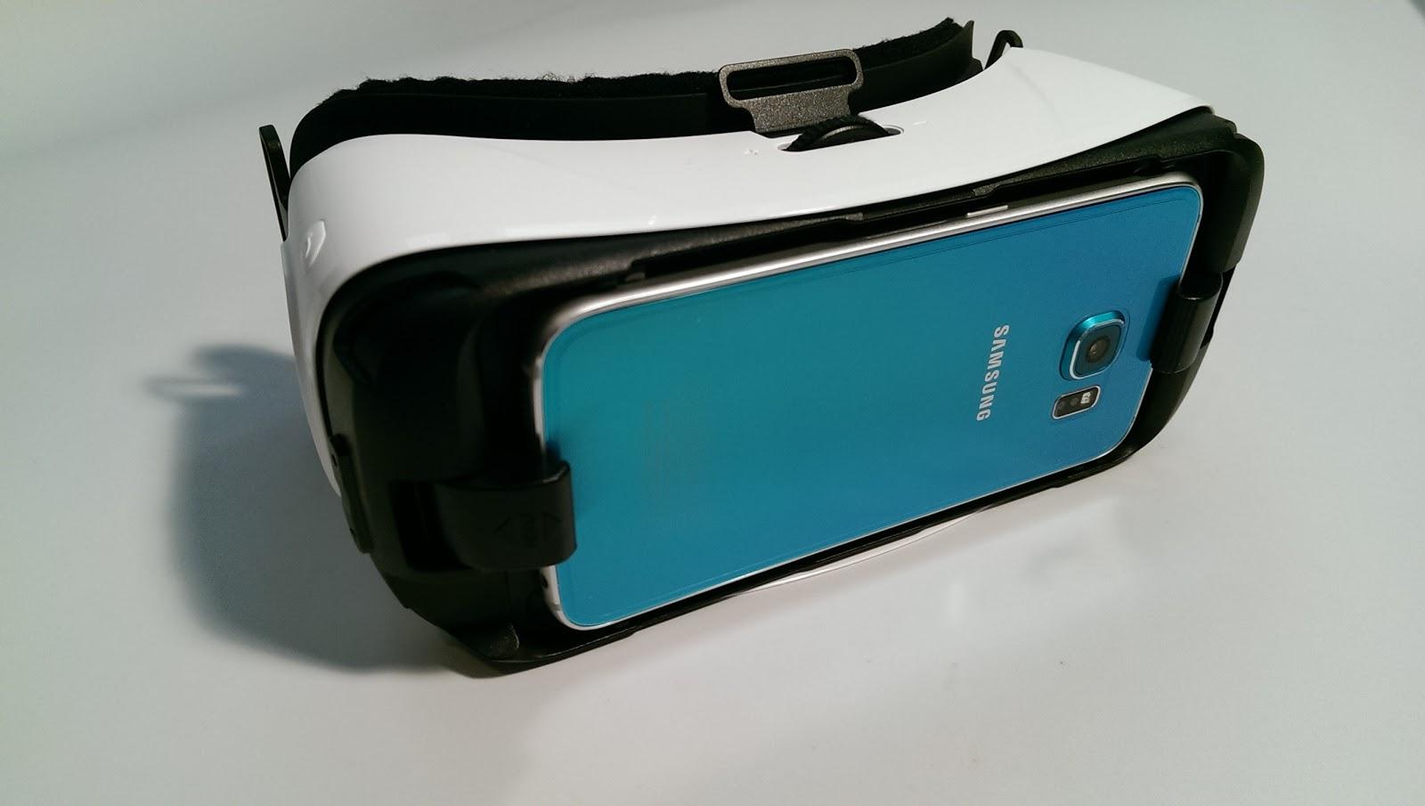 Samsung Gear VR Review - FeedingMobile
