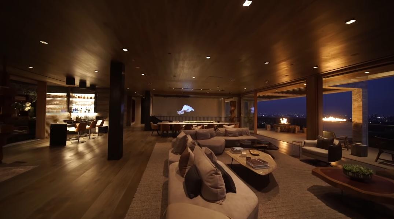 91 Photos vs. Tour 822 Sarbonne Rd, Los Angeles, CA Ultra Luxury Mega-Mansion Interior Design