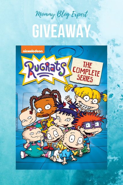 Nickelodeon Rugrats Complete Series Giveaway