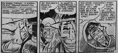"From ""The Elixir"" by Steve Ditko"