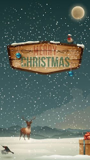 20 Best HD Marry Christmas iphone Wallpapers Collection