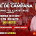 """Cierre de Campaña de Guillermo """"El Cuate"""" Ruiz en Navojoa"""