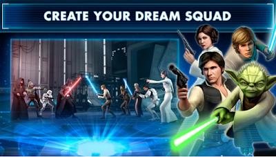 Star Wars Galaxy of Heroes Apk+Mod Always Critical