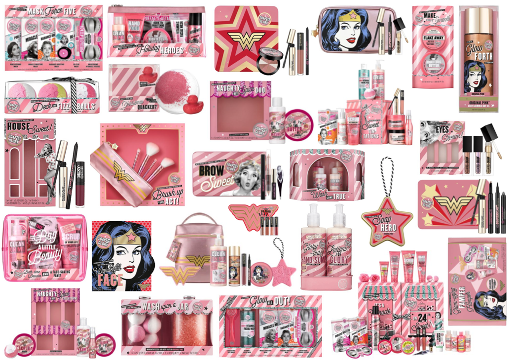 Soap & Glory Christmas Gift Sets 2019 (+ Advent Calendar)