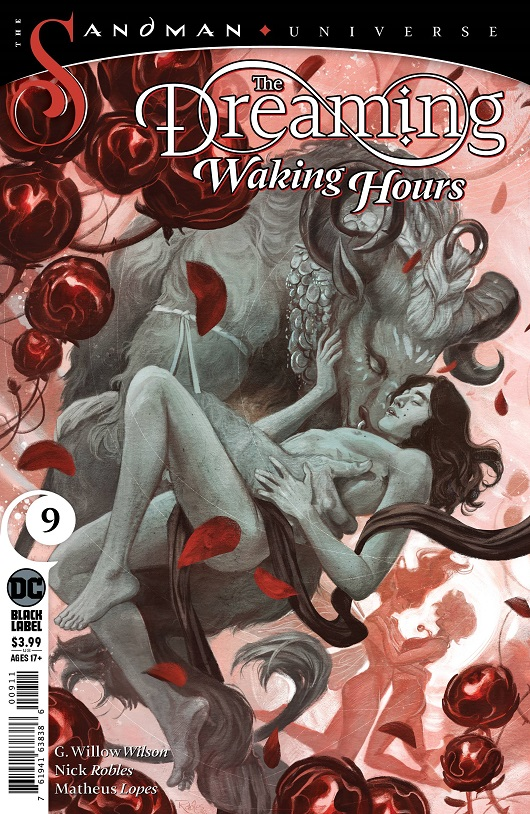 Cover of Dreaming Waking Hours #9