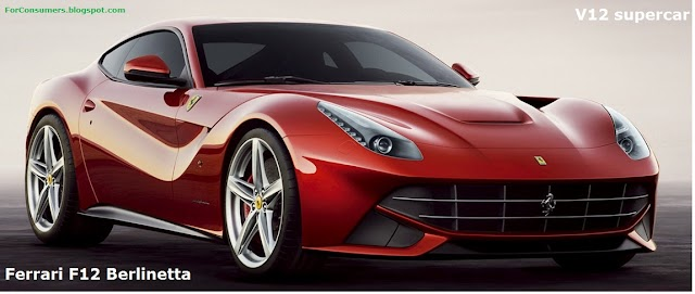 Ferrari F12 Berlinetta test drive and review