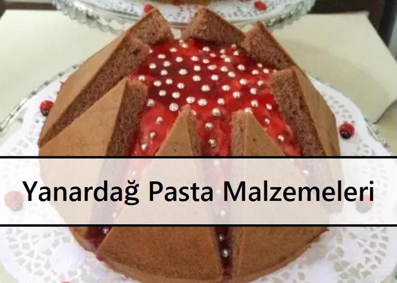 Yanardağ Pasta Nasıl Yapılır