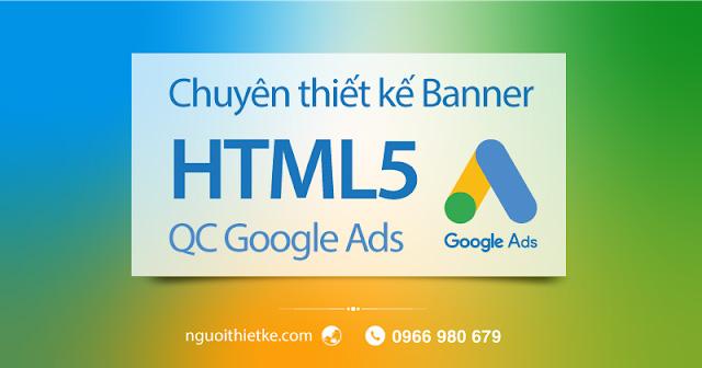 Chuyên thiết kế banner động HTML5 GDN