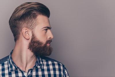 inspirasi rambut pria back undercut