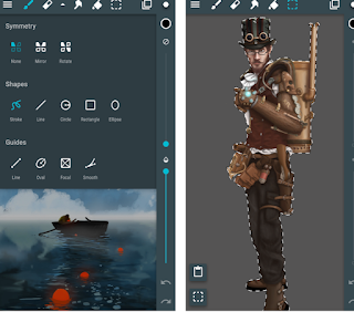 4 Great Chromebook Apps for Sketching and Drawing