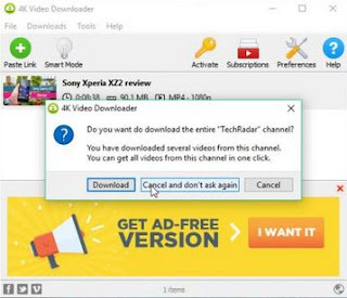 4k Video Downloader software for pc