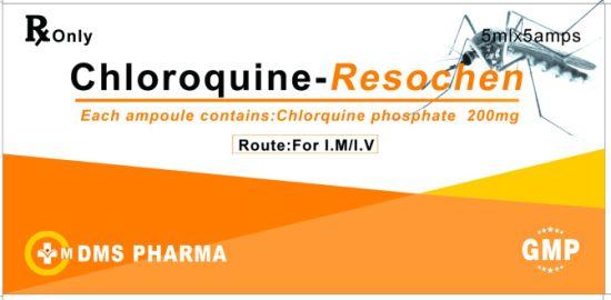Coronavirus_Chloroquine