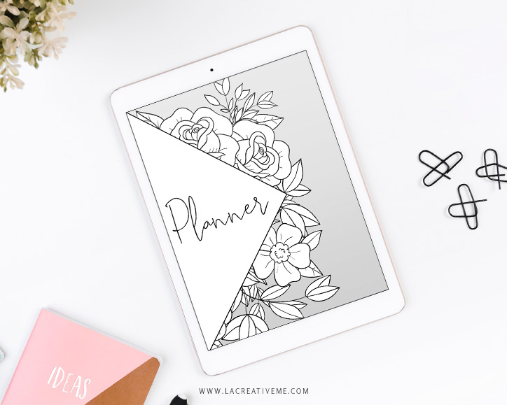Plan With Me Digitally | Πως να φτιάξεις digital planner
