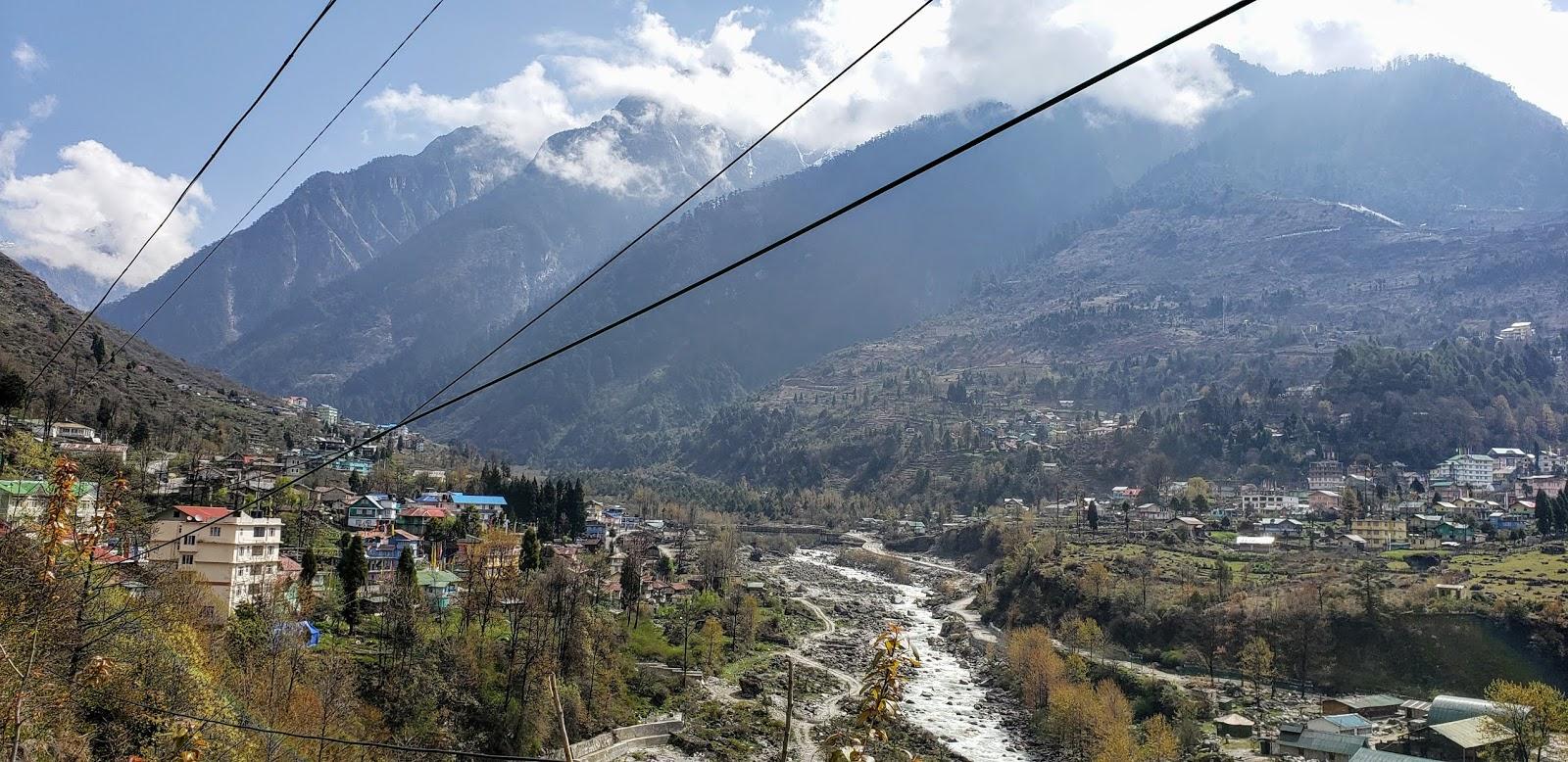 लाचुंग वैली, नार्थ सिक्किम